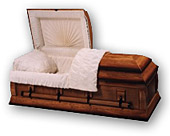 Veneer and Cremation Caskets
